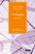 Carteggio (1953-1970)