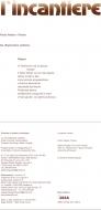 L'Incantiere n. 77/79