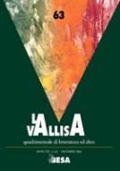 "Rivista ""La Vallisa"" n. 63"