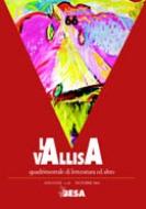 "Rivista ""La Vallisa"" n. 66"