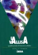 "Rivista ""La Vallisa"" n. 75"